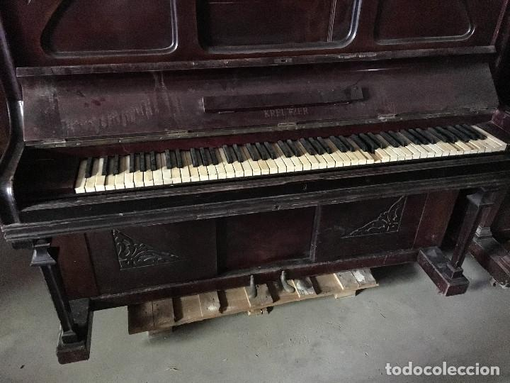 Instrumentos musicales: Pianola - Piano Kreutzer - Foto 2 - 161328538