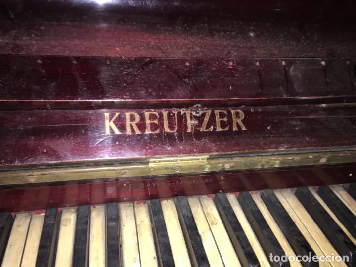 Instrumentos musicales: Pianola - Piano Kreutzer - Foto 12 - 161328538