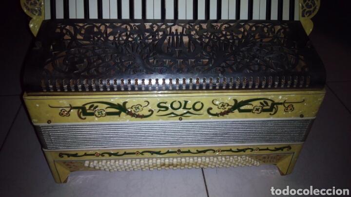 Instrumentos musicales: Extraordinaria Acordeon, 1° Calidad ,Frances, muy buen sonido - Foto 6 - 202781991