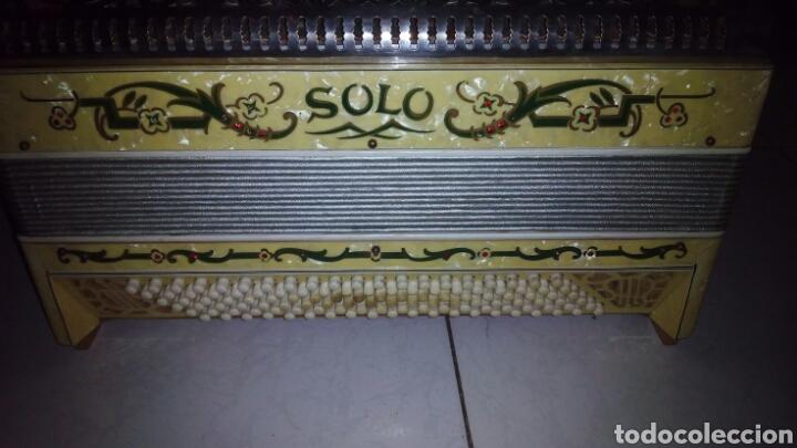 Instrumentos musicales: Extraordinaria Acordeon, 1° Calidad ,Frances, muy buen sonido - Foto 7 - 202781991