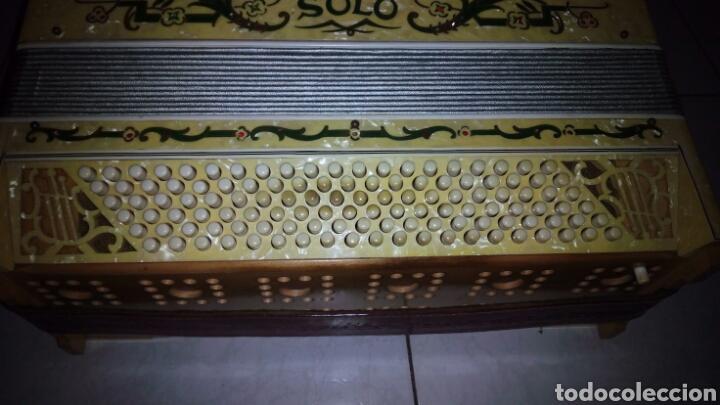 Instrumentos musicales: Extraordinaria Acordeon, 1° Calidad ,Frances, muy buen sonido - Foto 17 - 202781991