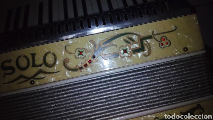 Instrumentos musicales: Extraordinaria Acordeon, 1° Calidad ,Frances, muy buen sonido - Foto 18 - 202781991