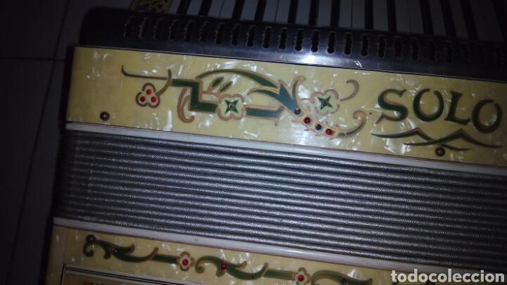 Instrumentos musicales: Extraordinaria Acordeon, 1° Calidad ,Frances, muy buen sonido - Foto 19 - 202781991