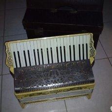 Instrumentos musicales: EXTRAORDINARIA ACORDEON, 1° CALIDAD ,FRANCES, MUY BUEN SONIDO. Lote 161345890