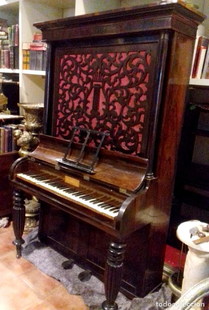 PIANO HISTORICO DE MUZIO CLEMENTI LONDON 1820 (Música - Instrumentos Musicales - Pianos Antiguos)