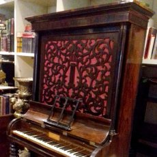 Instrumentos musicales: PIANO HISTORICO DE MUZIO CLEMENTI LONDON 1820. Lote 161357734