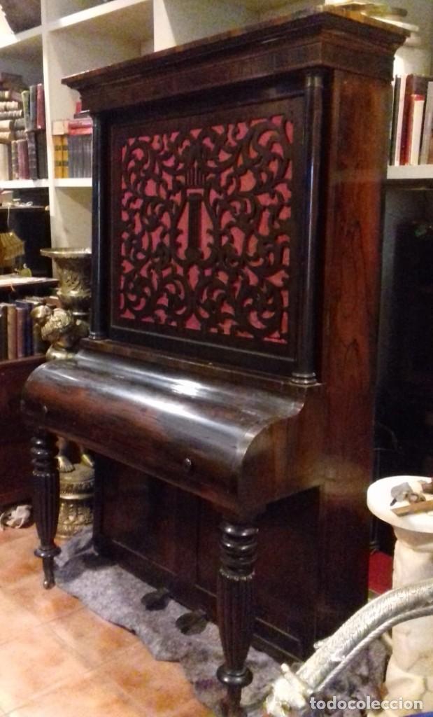 Instrumentos musicales: Piano historico de Muzio Clementi London 1820 - Foto 5 - 161357734