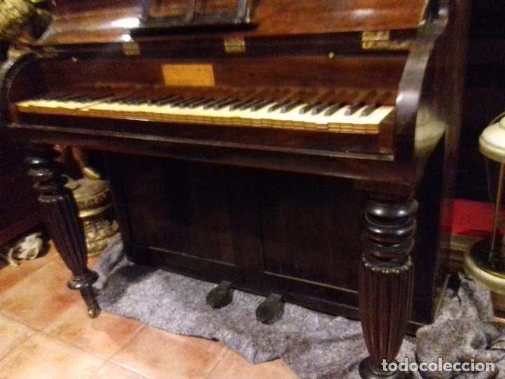 Instrumentos musicales: Piano historico de Muzio Clementi London 1820 - Foto 7 - 161357734