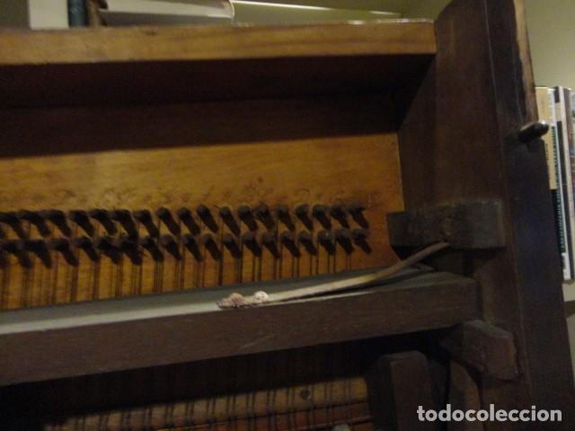 Instrumentos musicales: Piano historico de Muzio Clementi London 1820 - Foto 9 - 161357734