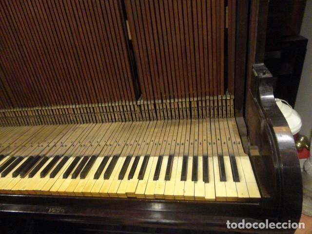 Instrumentos musicales: Piano historico de Muzio Clementi London 1820 - Foto 10 - 161357734