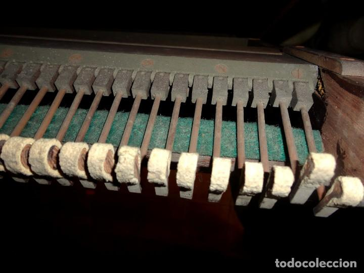 Instrumentos musicales: Piano historico de Muzio Clementi London 1820 - Foto 13 - 161357734