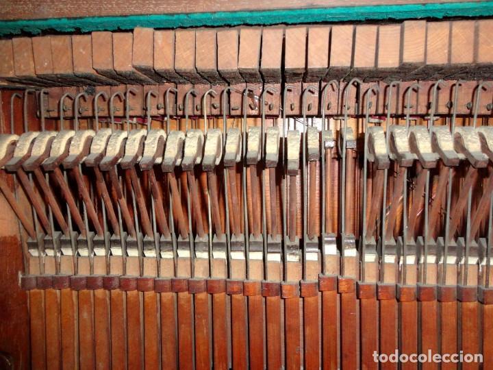 Instrumentos musicales: Piano historico de Muzio Clementi London 1820 - Foto 14 - 161357734