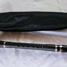 Instrumentos musicales: FLAUTA ESPECIAL CON EMBOCADURA Y BOCA DE CLARINETE.. Lote 161394694