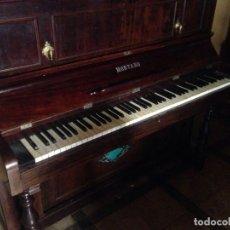 Instrumentos musicales: PIANO VERTICAL MONTANO. Lote 161536778