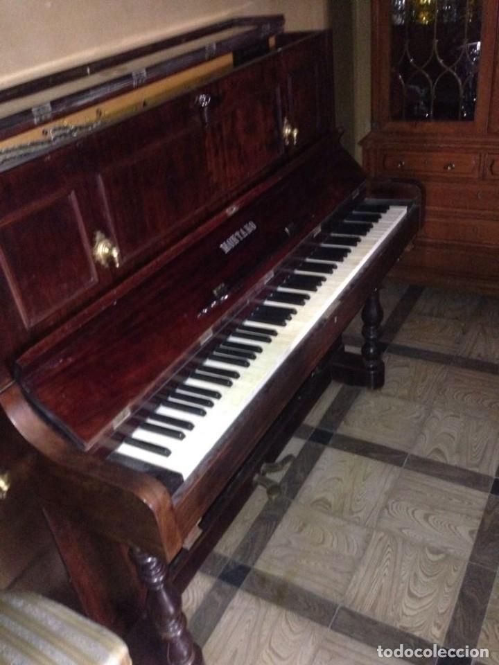 Instrumentos musicales: PIANO VERTICAL MONTANO - Foto 4 - 161536778