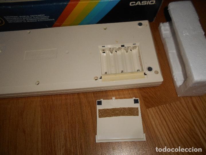 Instrumentos musicales: Teclado casio PT-80 rom+caja Original CON CAJA ORIGINAL FUNCIONANDO - Foto 4 - 161680610