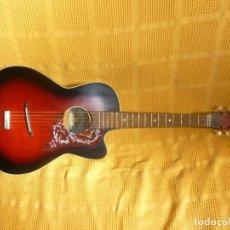 Instrumentos musicales: ANTIGUA GUITARRA JAZZ HORNSTEINER. Lote 161748934