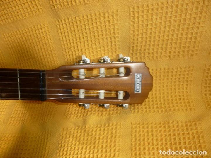 Instrumentos musicales: Guitarra clásica alemana Hopf 1973 - Foto 2 - 161749350