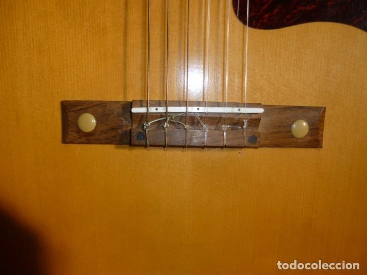 Instrumentos musicales: Guitarra clásica alemana Hopf 1973 - Foto 6 - 161749350