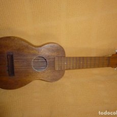 Instrumentos musicales: ANTIGUA GUITARRA OCTAVA BRUKO. Lote 161809758