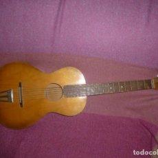Instrumentos musicales: GUITARRA PARLOR ALEMÁN MAXIMA DE LOS 60. Lote 161811246