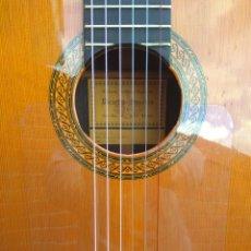 Instrumentos musicales: GUITARRA CLÁSICA ESPAÑOLA RICARDO SANCHÍS CARPIO.. Lote 162083009