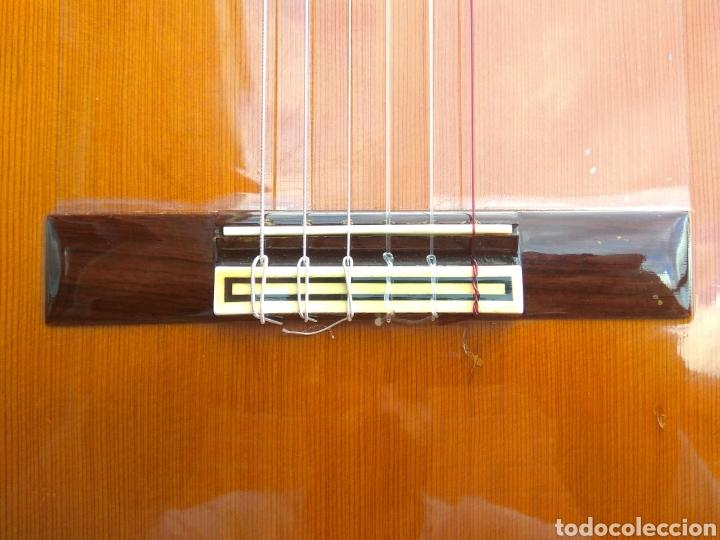 Instrumentos musicales: Guitarra clásica española Ricardo Sanchís Carpio. - Foto 2 - 162083009