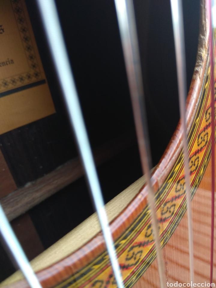 Instrumentos musicales: Guitarra clásica española Ricardo Sanchís Carpio. - Foto 4 - 162083009