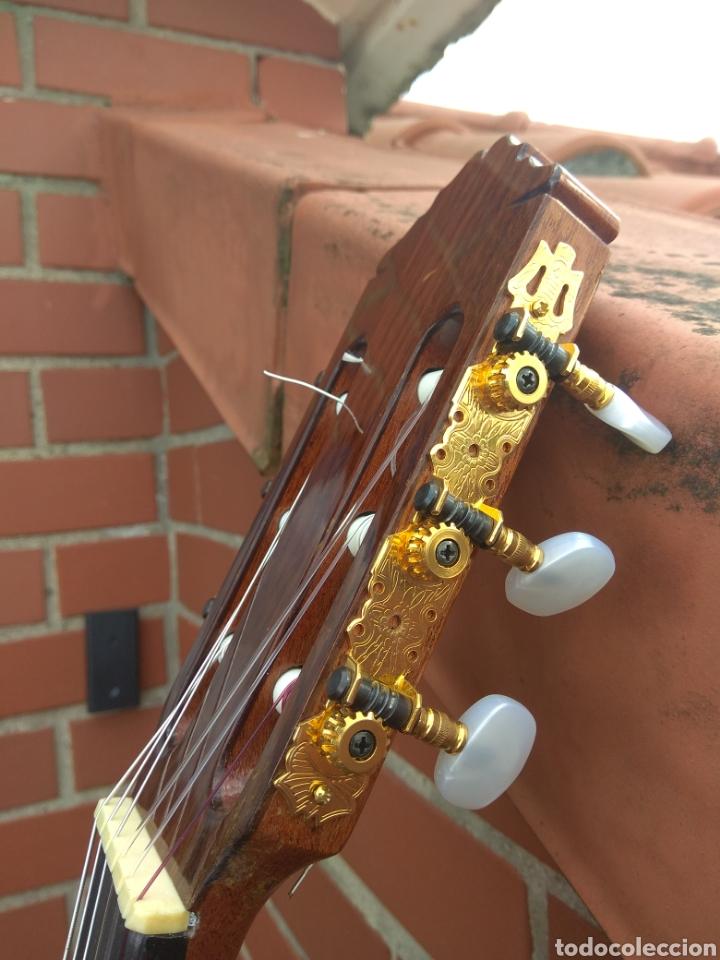 Instrumentos musicales: Guitarra clásica española Ricardo Sanchís Carpio. - Foto 8 - 162083009