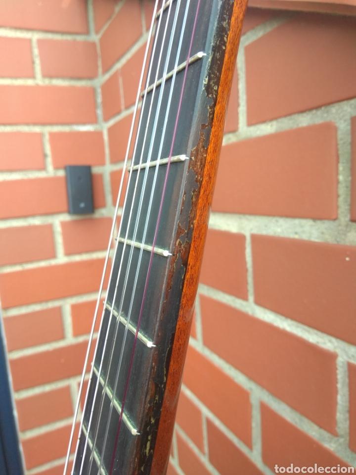Instrumentos musicales: Guitarra clásica española Ricardo Sanchís Carpio. - Foto 10 - 162083009