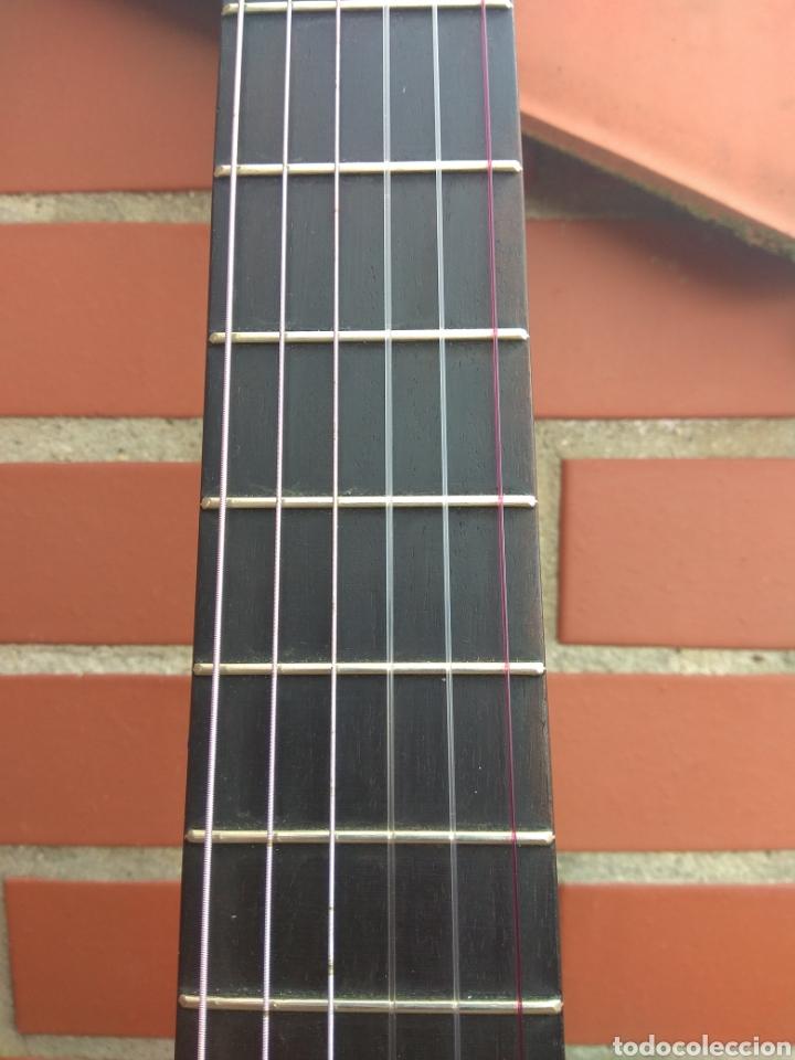 Instrumentos musicales: Guitarra clásica española Ricardo Sanchís Carpio. - Foto 9 - 162083009