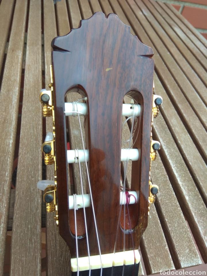 Instrumentos musicales: Guitarra clásica española Ricardo Sanchís Carpio. - Foto 11 - 162083009