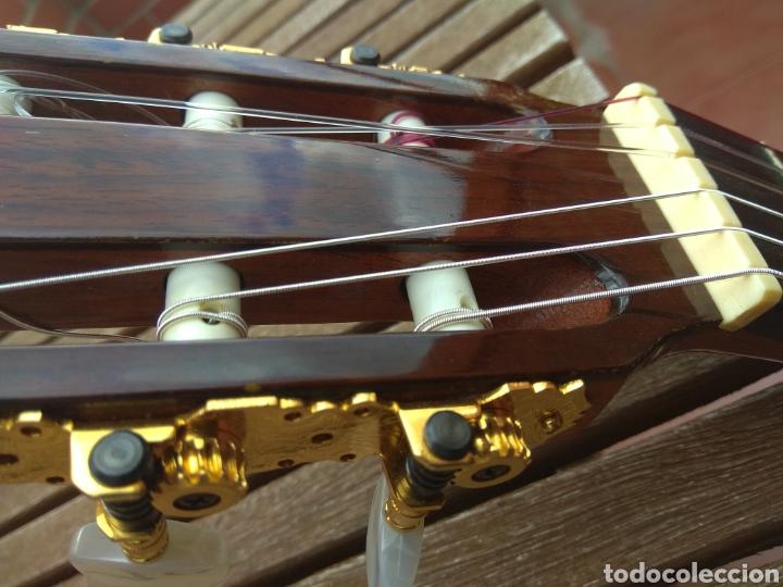 Instrumentos musicales: Guitarra clásica española Ricardo Sanchís Carpio. - Foto 12 - 162083009
