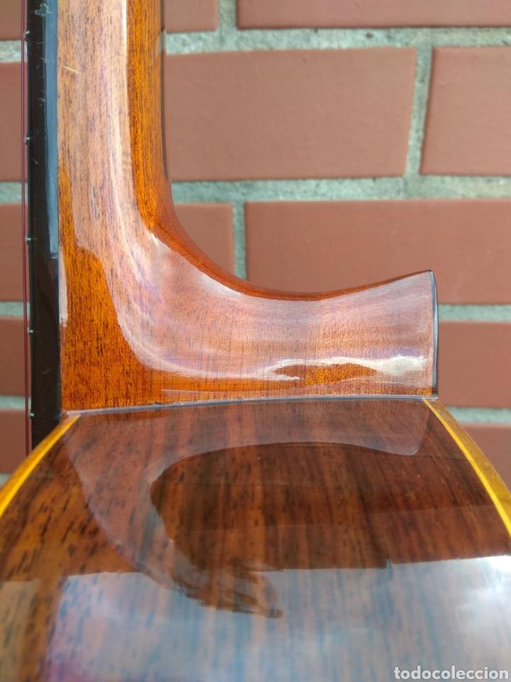 Instrumentos musicales: Guitarra clásica española Ricardo Sanchís Carpio. - Foto 14 - 162083009