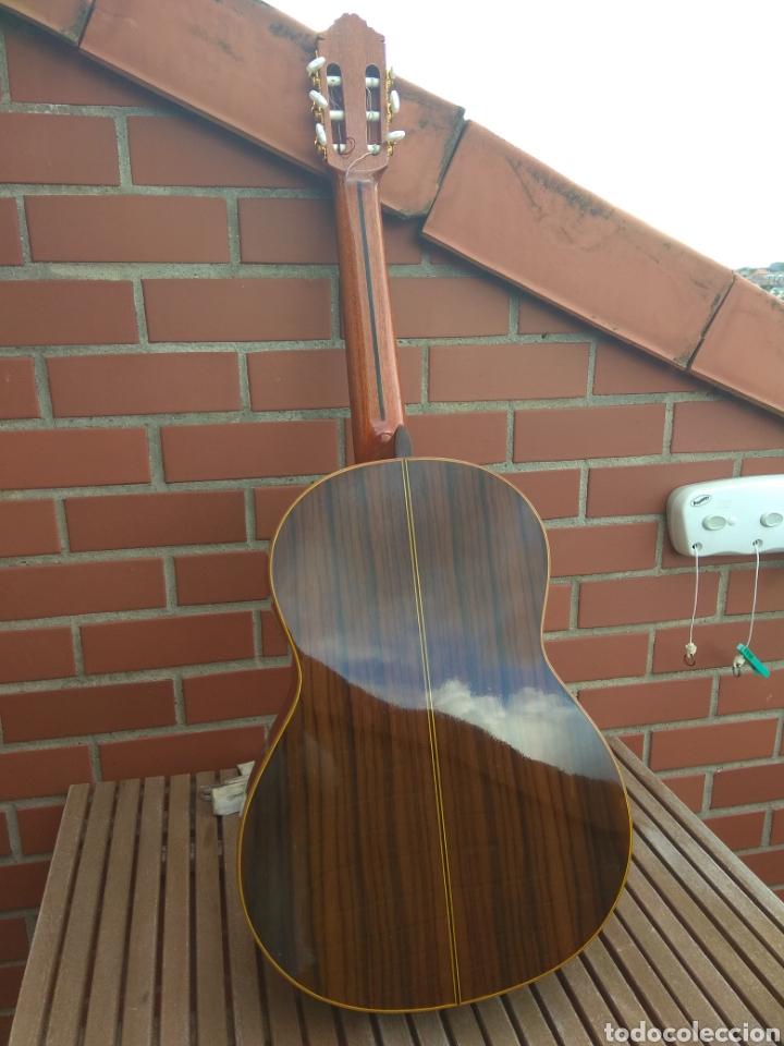 Instrumentos musicales: Guitarra clásica española Ricardo Sanchís Carpio. - Foto 17 - 162083009