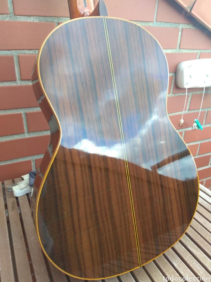 Instrumentos musicales: Guitarra clásica española Ricardo Sanchís Carpio. - Foto 18 - 162083009