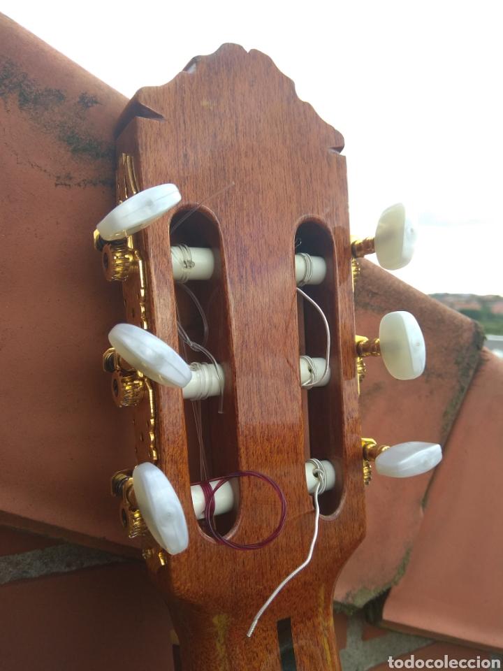 Instrumentos musicales: Guitarra clásica española Ricardo Sanchís Carpio. - Foto 21 - 162083009
