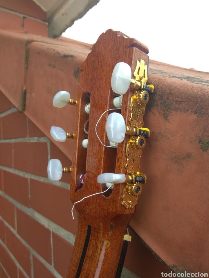 Instrumentos musicales: Guitarra clásica española Ricardo Sanchís Carpio. - Foto 22 - 162083009