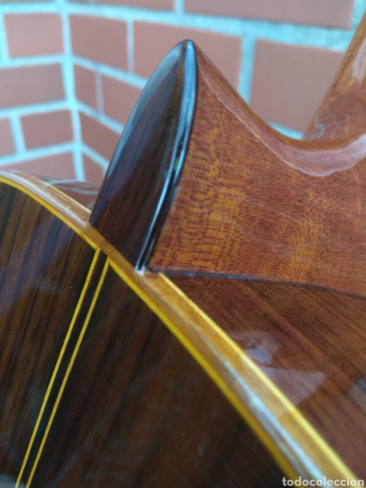 Instrumentos musicales: Guitarra clásica española Ricardo Sanchís Carpio. - Foto 25 - 162083009