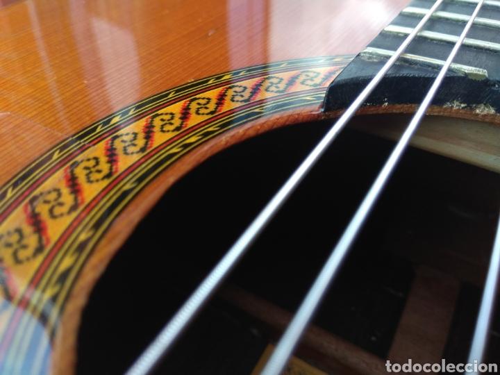 Instrumentos musicales: Guitarra clásica española Ricardo Sanchís Carpio. - Foto 32 - 162083009