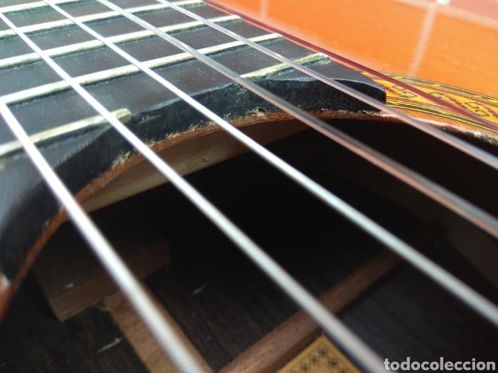 Instrumentos musicales: Guitarra clásica española Ricardo Sanchís Carpio. - Foto 31 - 162083009