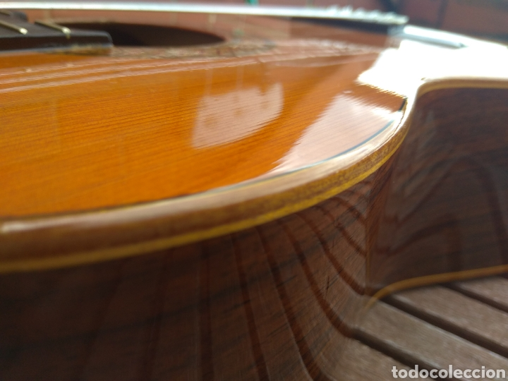 Instrumentos musicales: Guitarra clásica española Ricardo Sanchís Carpio. - Foto 36 - 162083009