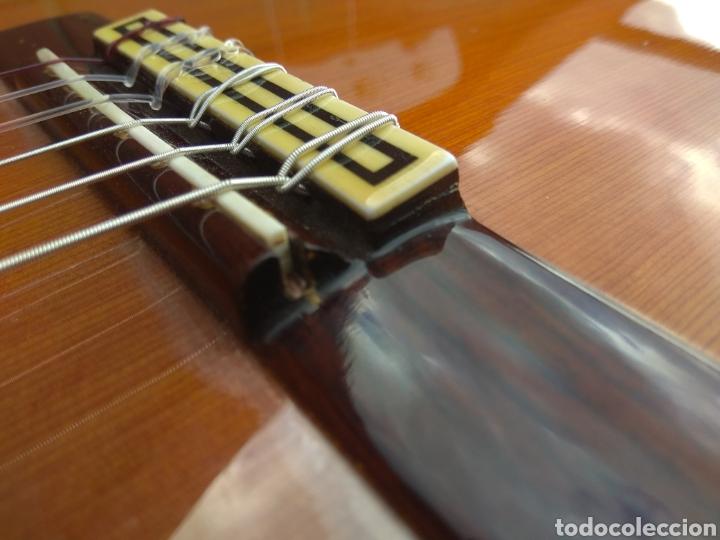 Instrumentos musicales: Guitarra clásica española Ricardo Sanchís Carpio. - Foto 35 - 162083009