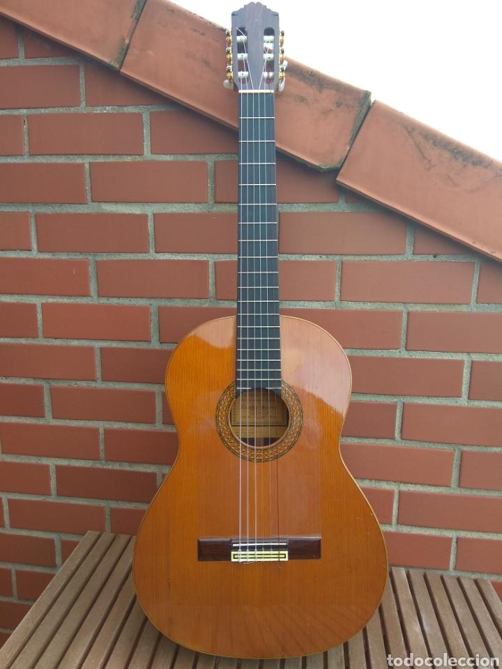 Instrumentos musicales: Guitarra clásica española Ricardo Sanchís Carpio. - Foto 37 - 162083009