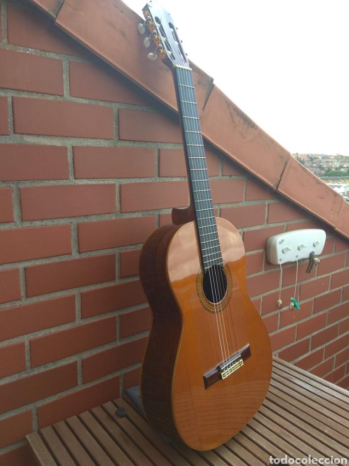 Instrumentos musicales: Guitarra clásica española Ricardo Sanchís Carpio. - Foto 38 - 162083009