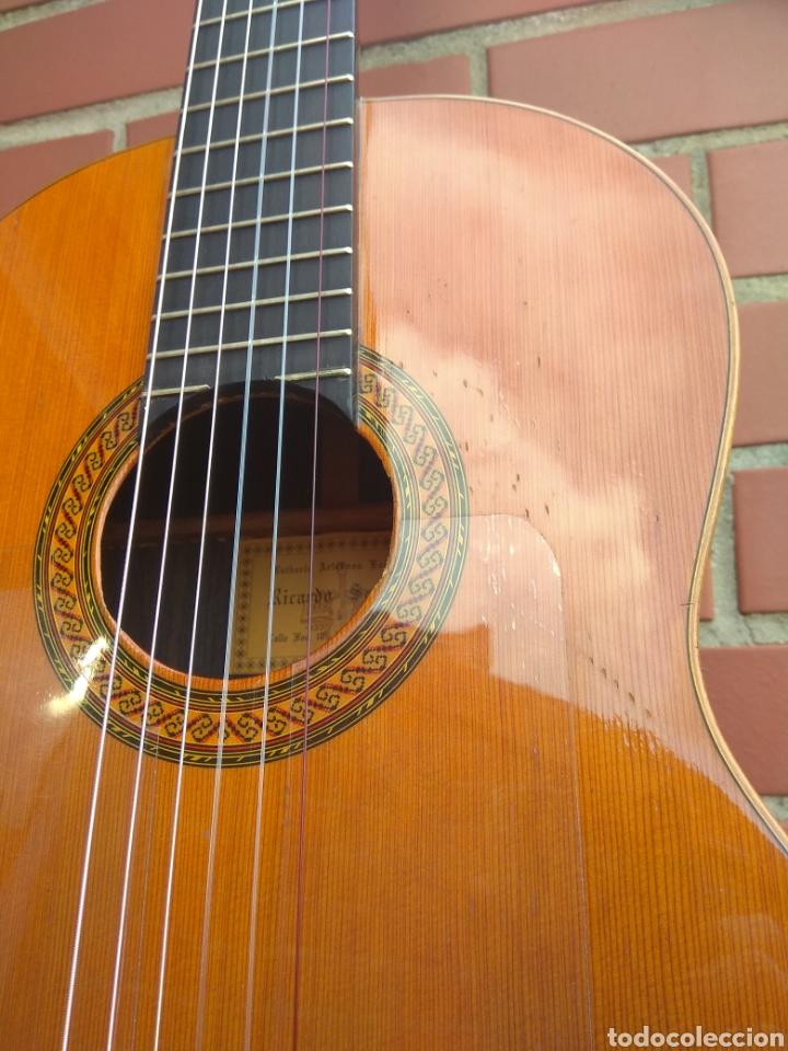 Instrumentos musicales: Guitarra clásica española Ricardo Sanchís Carpio. - Foto 39 - 162083009