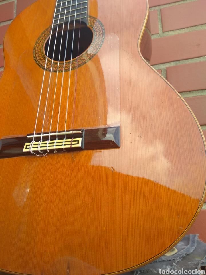 Instrumentos musicales: Guitarra clásica española Ricardo Sanchís Carpio. - Foto 40 - 162083009