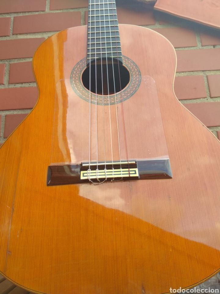 Instrumentos musicales: Guitarra clásica española Ricardo Sanchís Carpio. - Foto 41 - 162083009