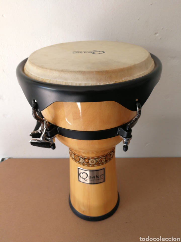 DJEMBÉ QBANO PERCUSIÓN LATINA (Música - Instrumentos Musicales - Percusión)