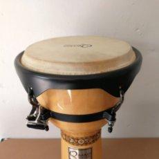 Instrumentos musicales: DJEMBÉ QBANO PERCUSIÓN LATINA. Lote 162441072